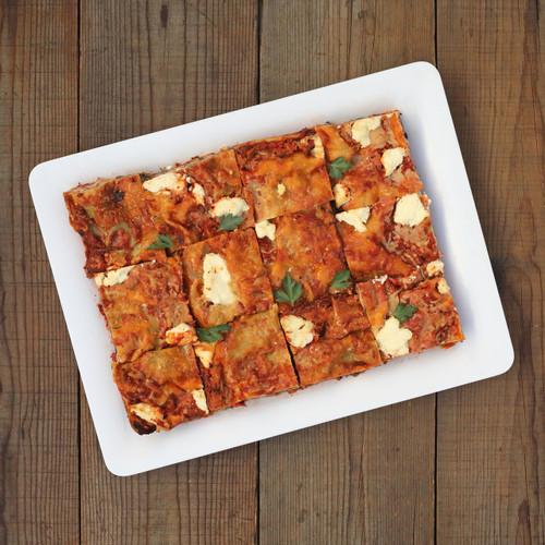Hot - Vegetarian Lasagna