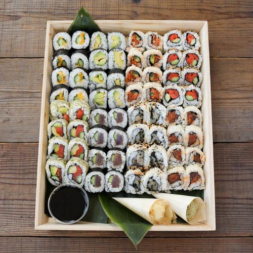 Large Sushi Roll Platter