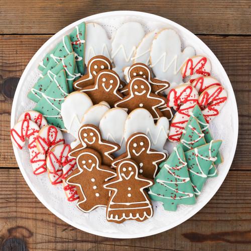 Bi-Rite Creamery Christmas Cookie Platter