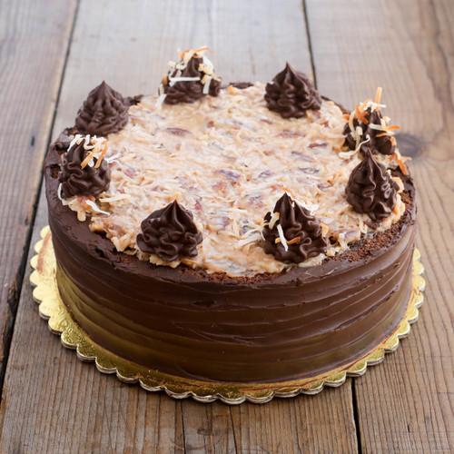 Bi-Rite Creamery German Chocolate Cake