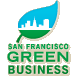 San Francisco Green Business Logo