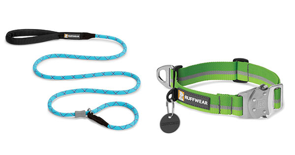 Ruffwear Collars and Leashes