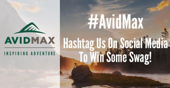 Hashtag #AvidMax Promotion