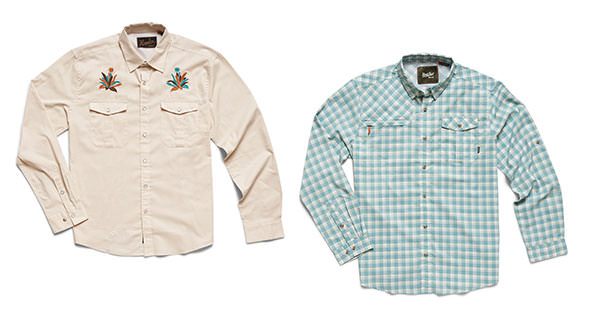 Howler Brother Button Ups and Long Sleeves