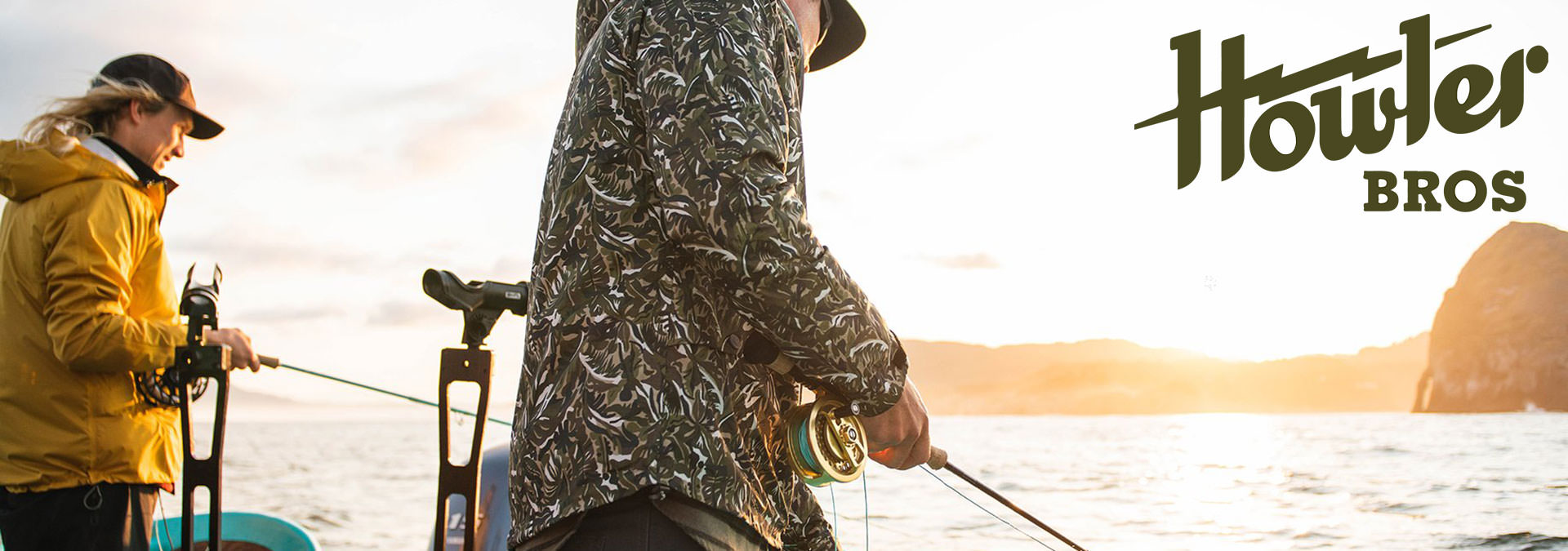 Howler Brothers Fly Fishing Apparel and Hats and jackets