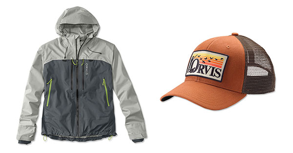 Orvis Apparel and Clothing