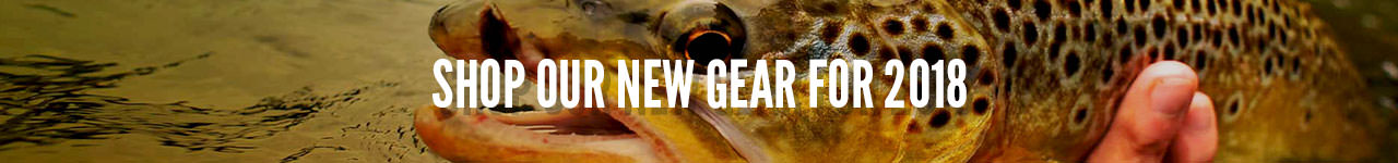 New fly fishing gear and more for 2018