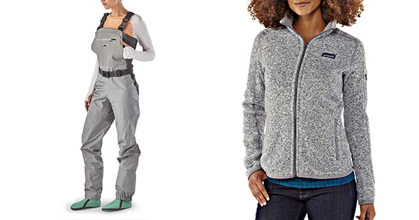Patagonia Women's gear