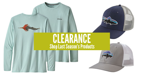 Shop Patagonia Closeouts