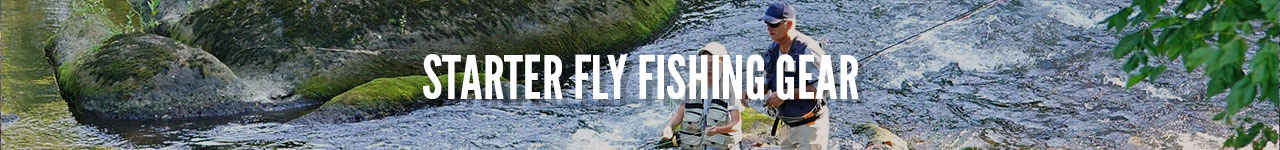 Starter Fly Fishing Gear
