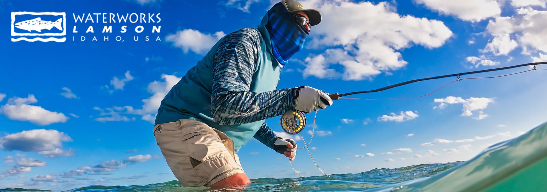 Waterworks Lamson Fly Reels and accessories
