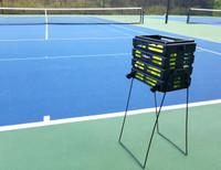 Tourna Ball Port Deluxe Polypropylene 80 Ball Basket