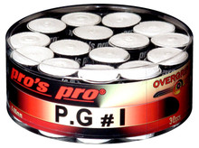 Pro's Pro Perforated Overgrip 30 Pack
