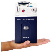 Pro Stringer Platinum Portable Electronic Stringing Machine