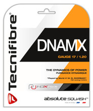 Tecnifibre DNAMX 17 1.20mm Squash Set