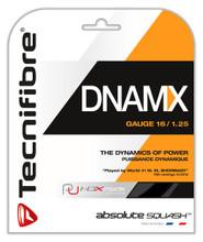 Tecnifibre DNAMX 16L 1.25mm Squash Set