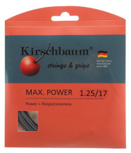 Kirschbaum Max Power 17 1.25mm Set