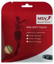 MSV Soft Touch 15L 1.35mm Set
