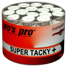 Pro's Pro Super Tacky Plus Overgrip 60 Pack