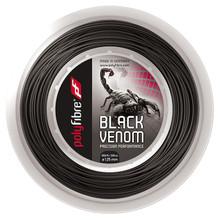Polyfibre Black Venom 16L 1.25mm 200M Reel