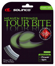 Solinco Tour Bite Diamond Rough 16 1.30mm Set