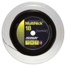 Ashaway MultiNick 18 1.15mm Squash 110M Reel