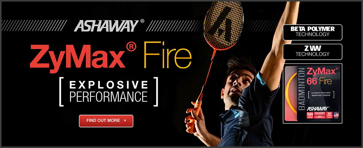 Ashaway Zymax Fire Badminton Strings