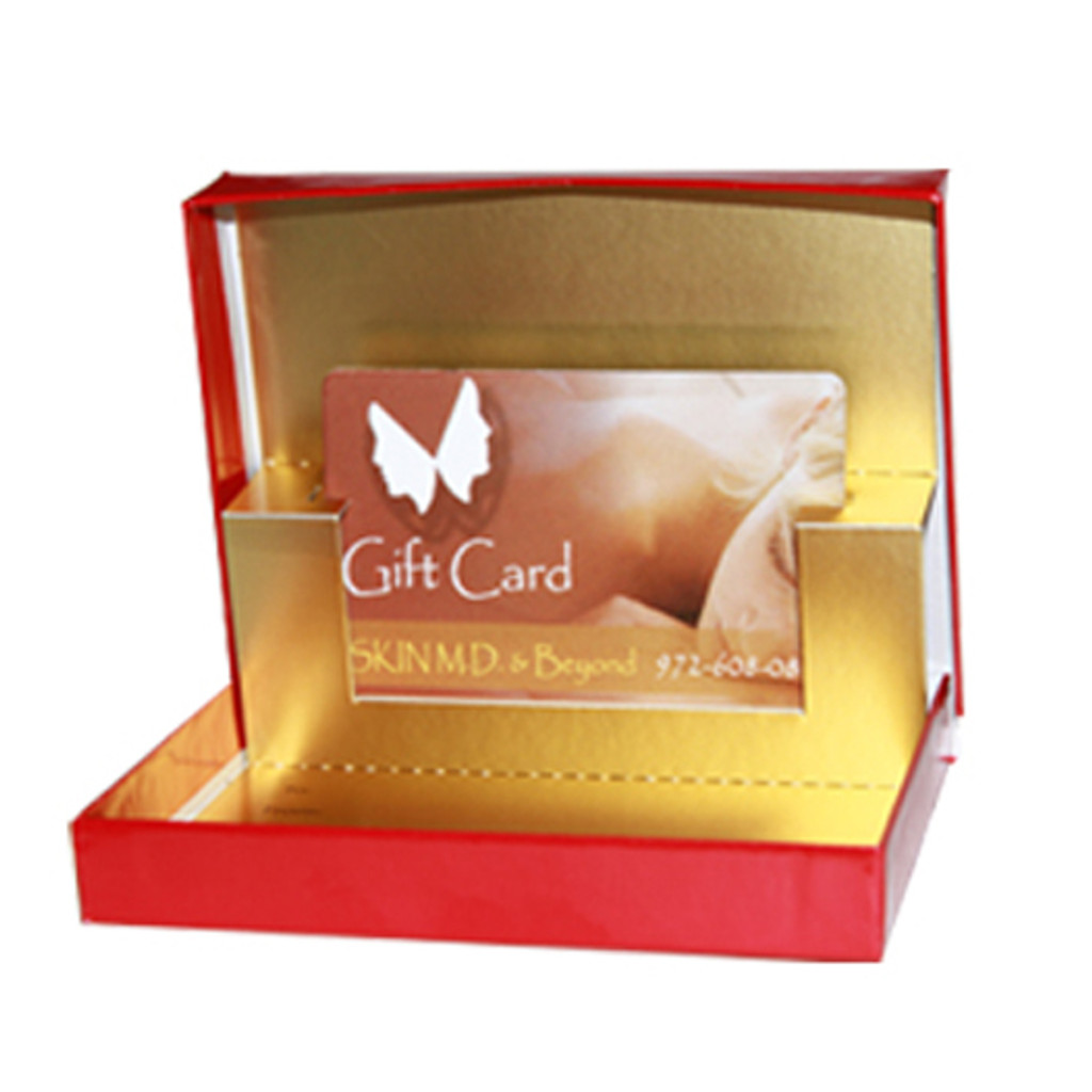 Skin MD & Beyond Gift Card