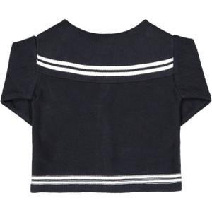 Sailor Knit Cardigan