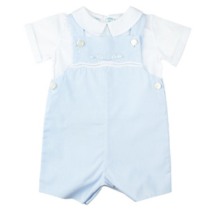2-Piece Train Shortall