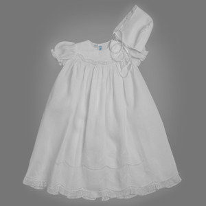 Girls Smocked Special Occasion Set