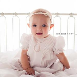 Lace Ribbon Slip Dress