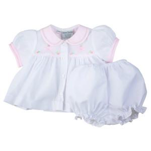 Preemie Bow Diaper Set
