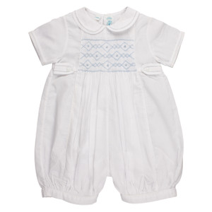 Boys Smocked Shortall