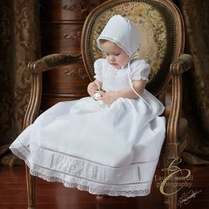 Girls Pearl Embroidery Special Occasion Set