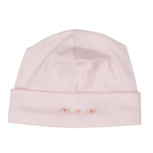 Smocked Flower Hat