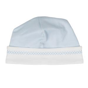 Smocked Diamond Hat