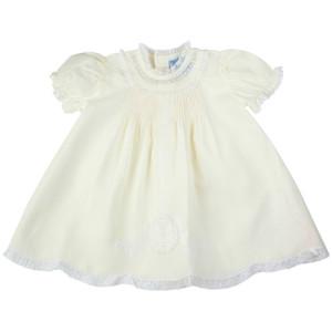 Lace Ruffle Slip Dress