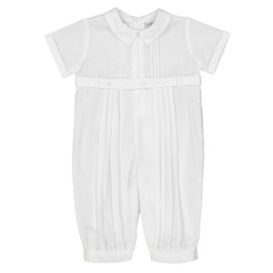 Short Sleeves Pleated Longall with Dots