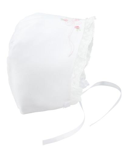 Girls Vintage Bow Collection Bonnet
