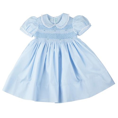 Lacy Smocked Dress