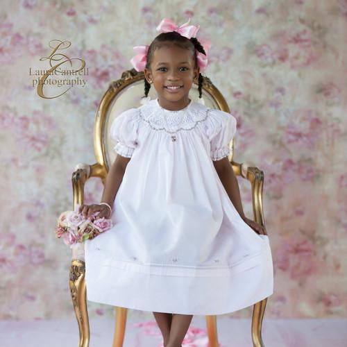 Rosette Bishop Dress