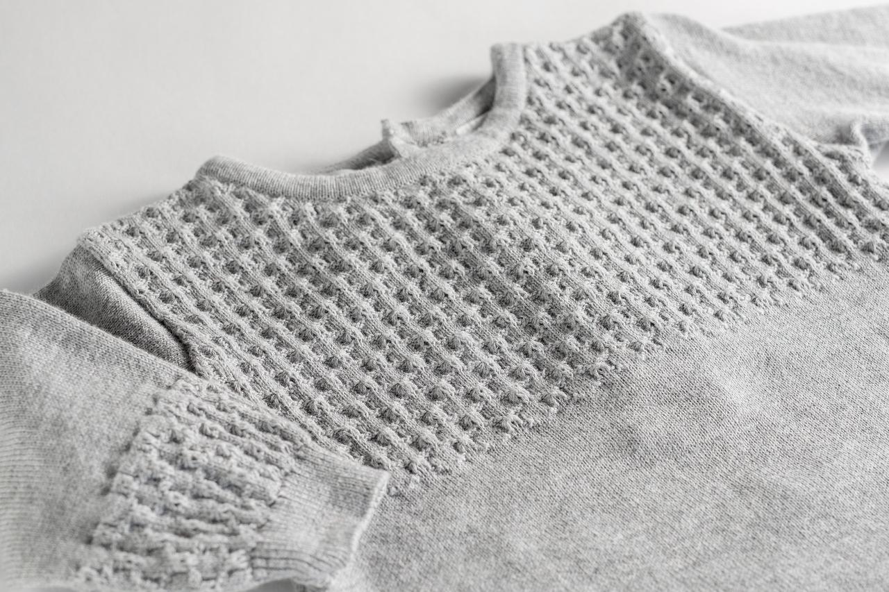 Diamond Knit Longall I Feltman Brothers