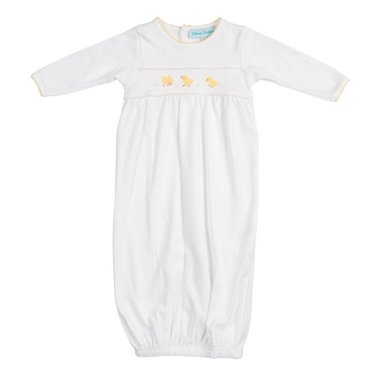 Baby Chick Gown I Feltman Brothers