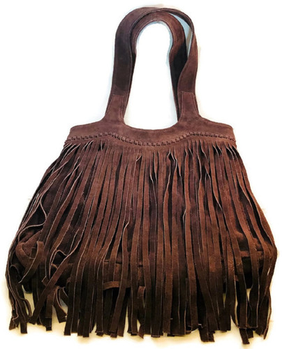 Chaco Canyon Fringe Purse
