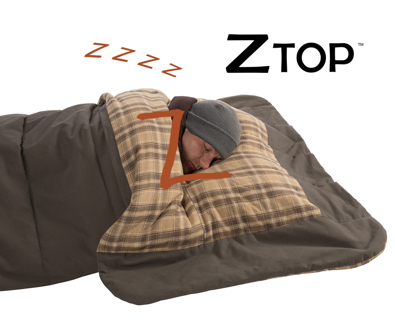 0°F XLT Z Top Sleeping Bag