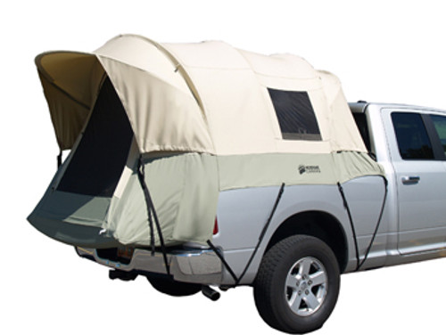 Canvas Truck Tent mid-sized