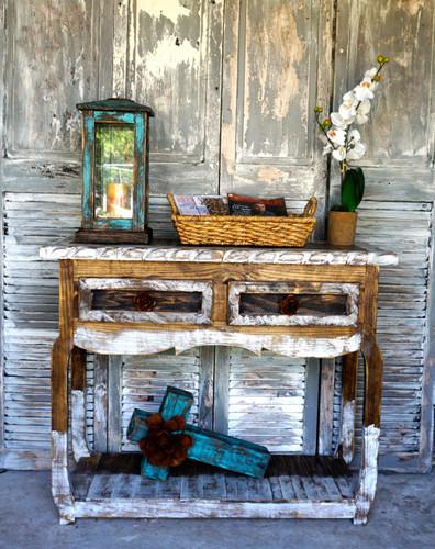 Ombre Sofa Table