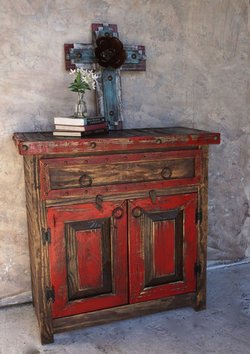 South Of Reno Side Table