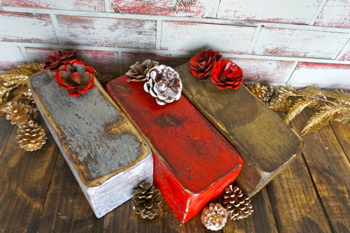 Holiday Trinket Box